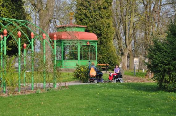 Bylinková zahrada Žireč