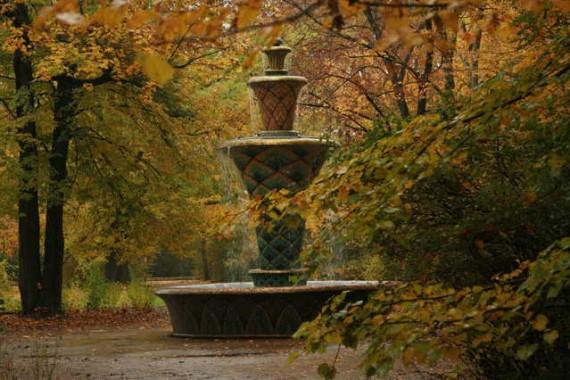 Grosser Garten (Velká zahrada)