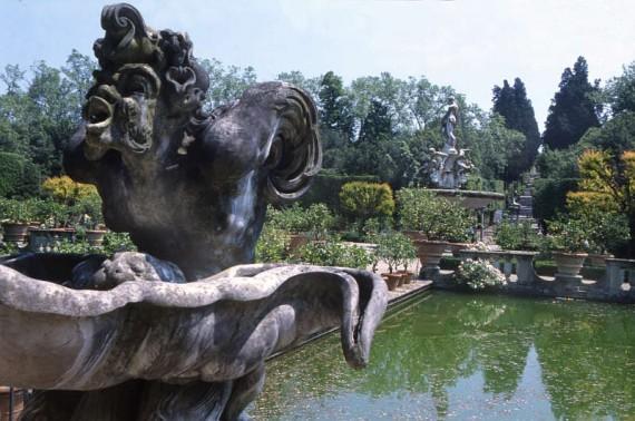 Toskánské zahrady